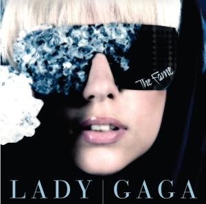 Lady Gaga - The Fame (album cover)