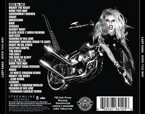 lady gaga born this way album cover wallpaper. wallpaper lady gaga born this