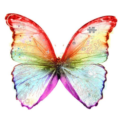 Rainbows & Butterflies – BlueStellar's Blog