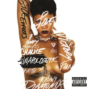 Rihanna without
