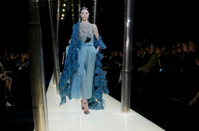 Armani Prive - haute couture Spring/Summer 2015