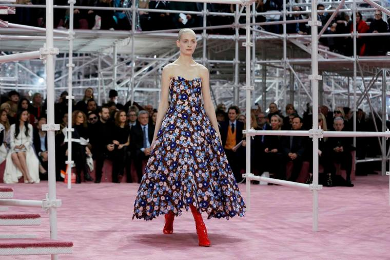 Dior - haute couture Spring/Summer 2015