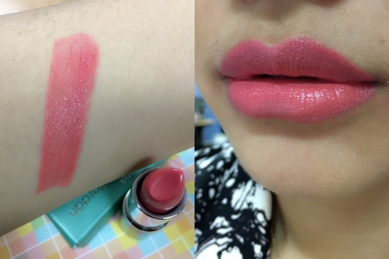 Wardah Exclusive Lipstick No 21 Orchid Pink Review