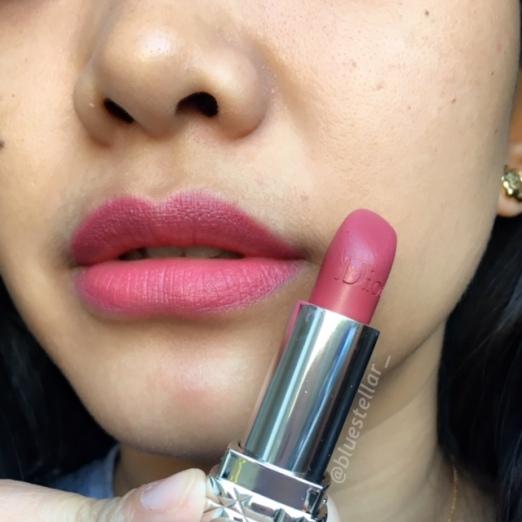 rouge dior lipstick classic matte